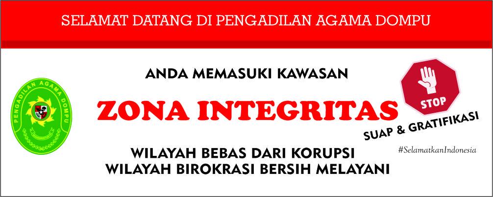 Zona Integritas PA Dompu